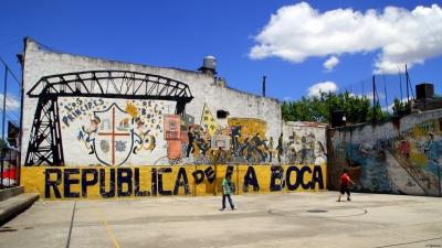 La Boca Buenos Aires, Argentina