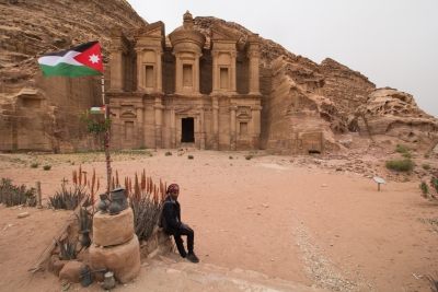 Monastero di Petra, Giordania