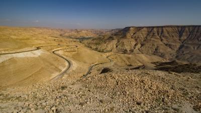 Strada dei Re, Giordania