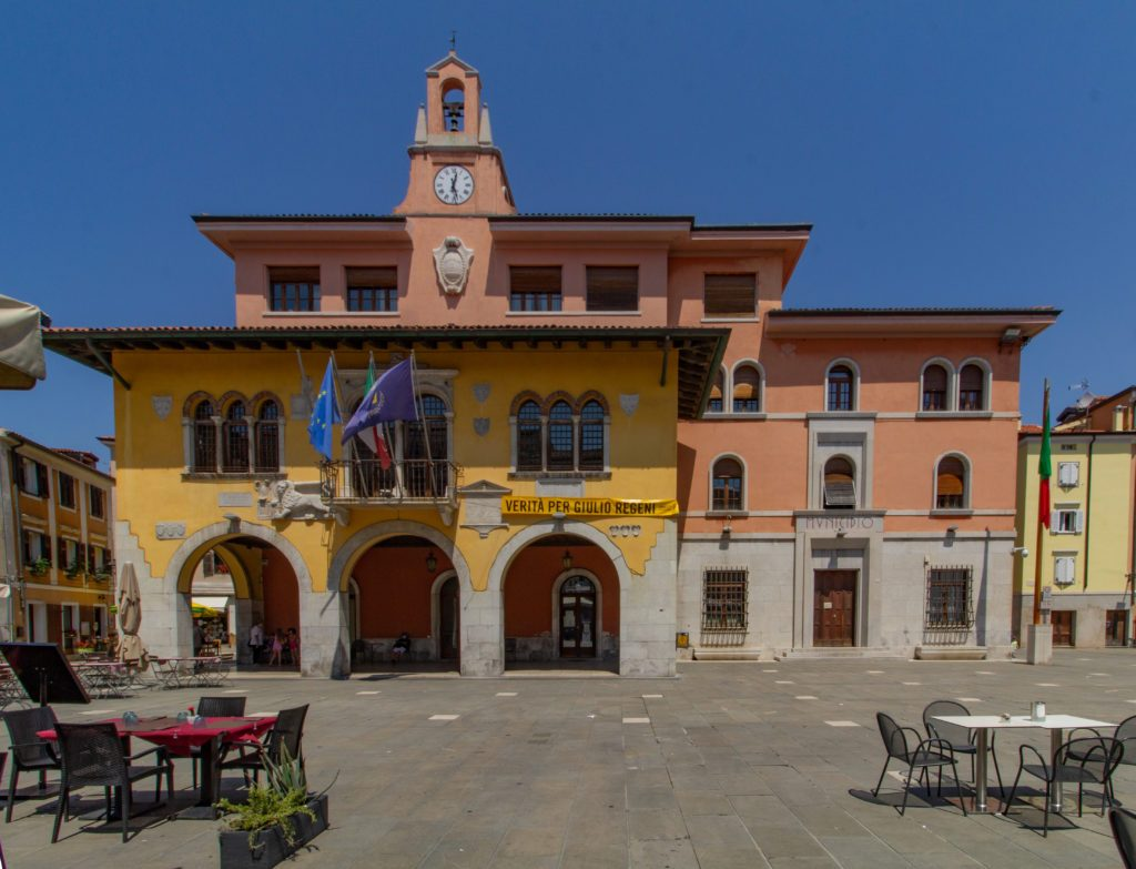 Muggia, Palazzo Municipale