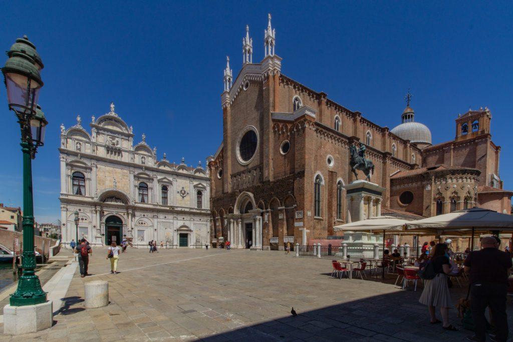 Venezia, Castello, Campo San Giovanni e Paolo