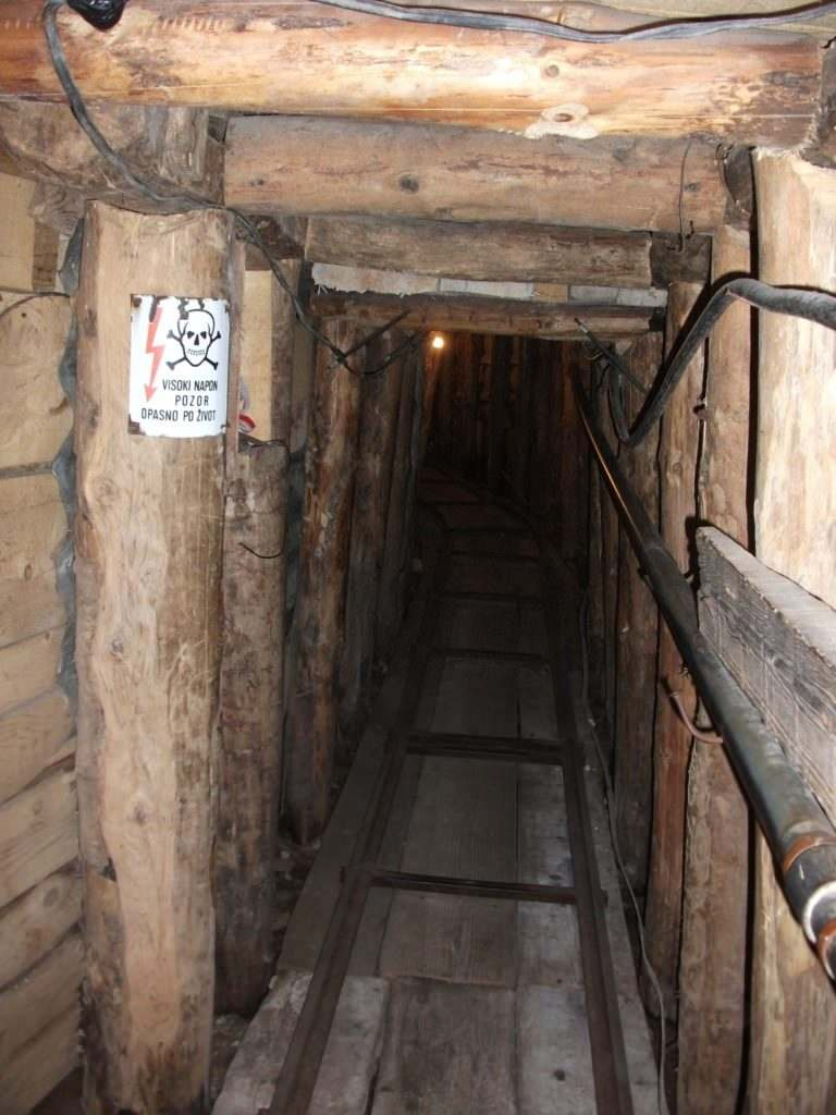 Sarajevo, Museo del Tunnel