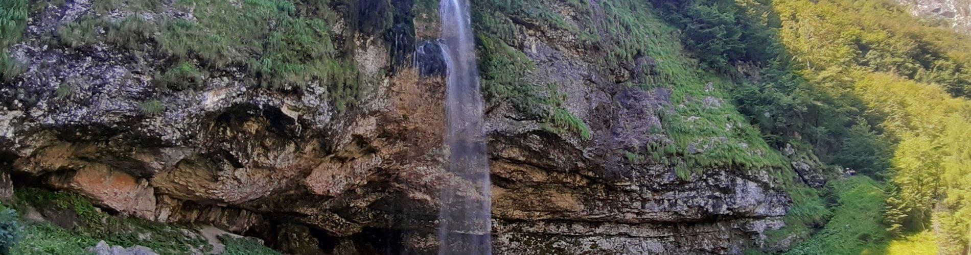 Chiusaforte, Fontanone del Goriuda
