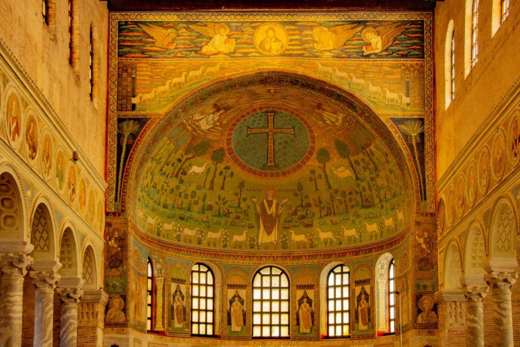 Ravenna, Basilica di Sant'Apollinare in Classe