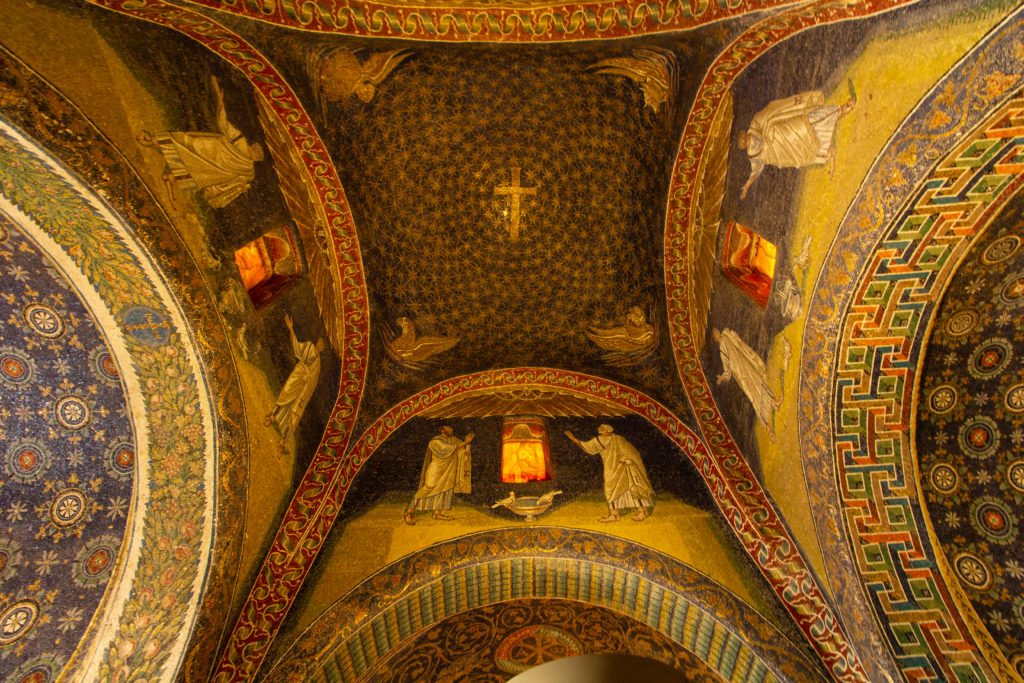Ravenna, Mausoleo di Galla Placidia