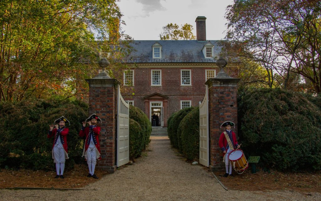 Berkeley Plantation, Virginia