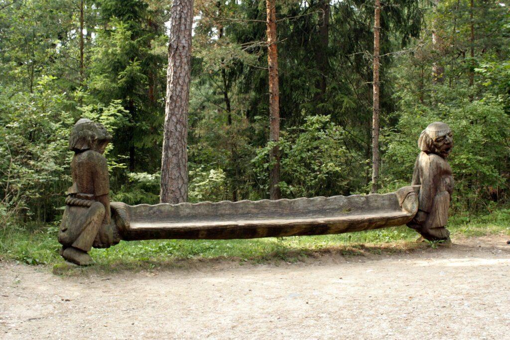 Collina delle Streghe, Lituania