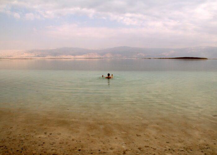 Israele, Mar Morto