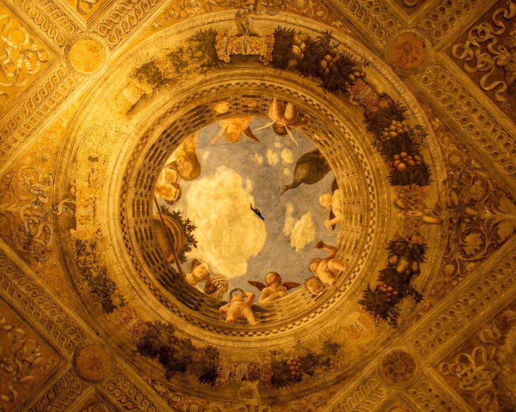 Mantova, Castello di San Giorgio, Camera degli Sposi