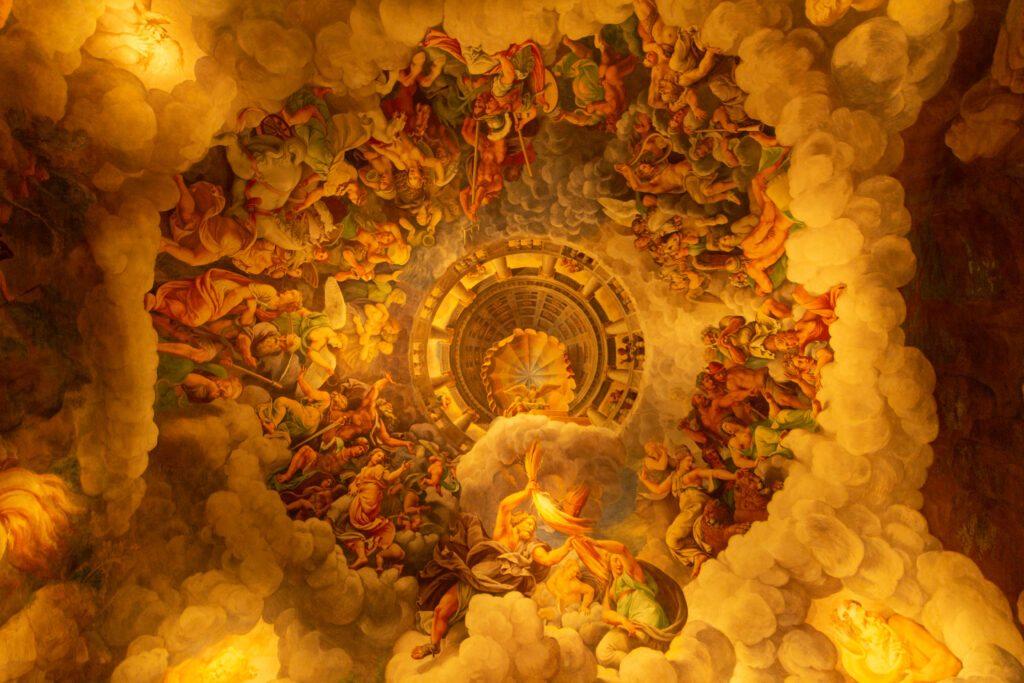 Mantova, Palazzo Te, Sala dei Giganti