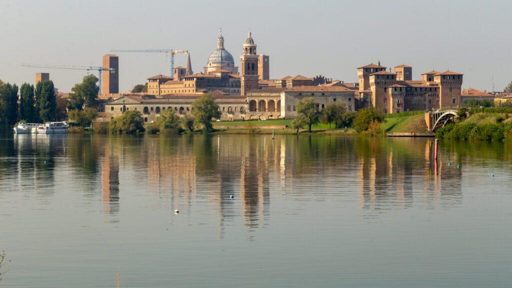 Mantova, panorama