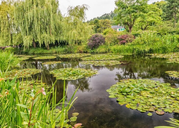 Giverny, Francia, giardini di Monet