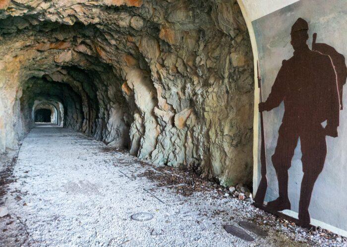 Percorso storico del Monte Brestovec